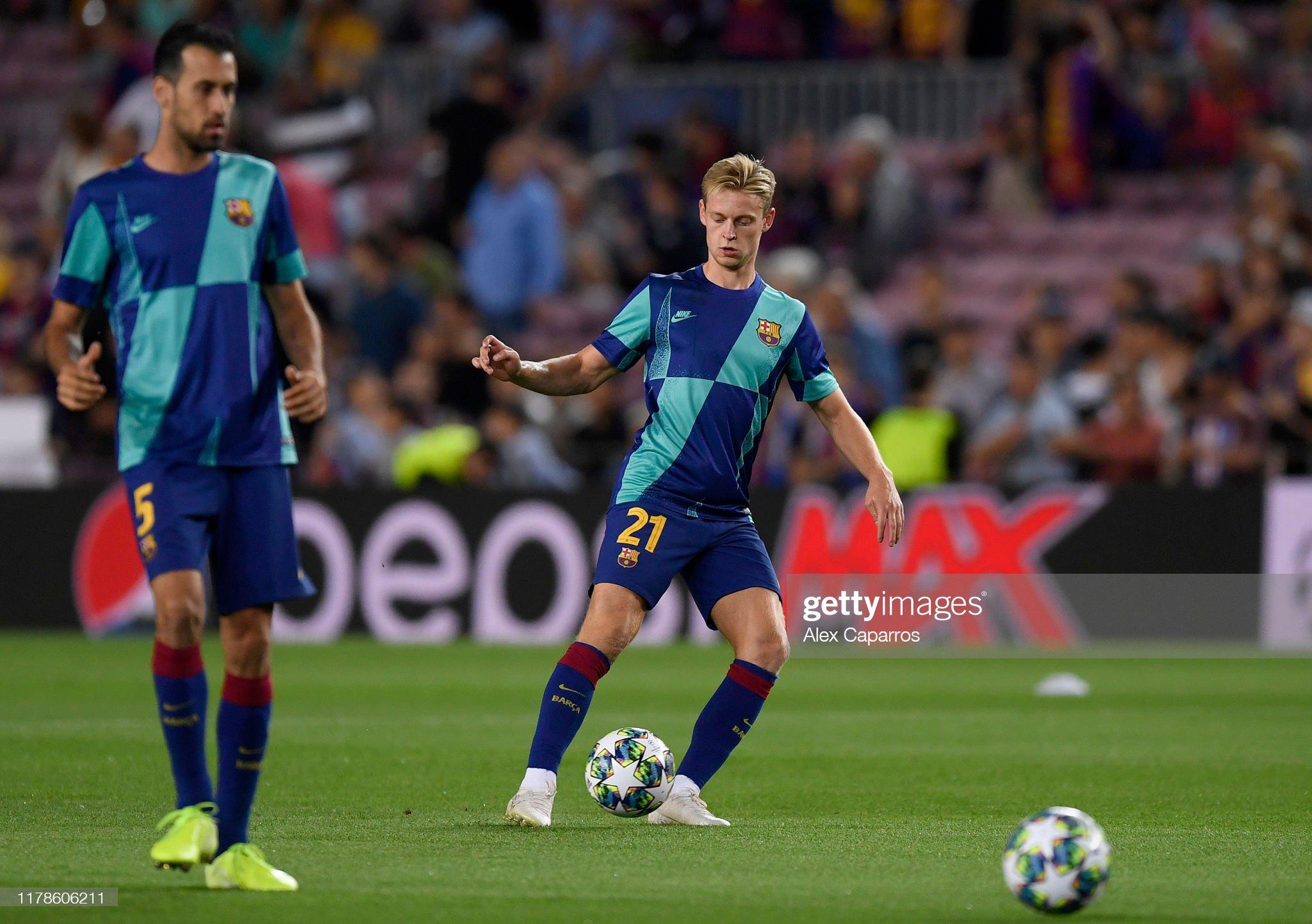 صور مباراة : برشلونة - إنتر 2-1 ( 02-10-2019 )  Frankie-de-jong-of-fc-barcelona-warms-up-prior-to-the-uefa-champions-picture-id1178606211?s=2048x2048