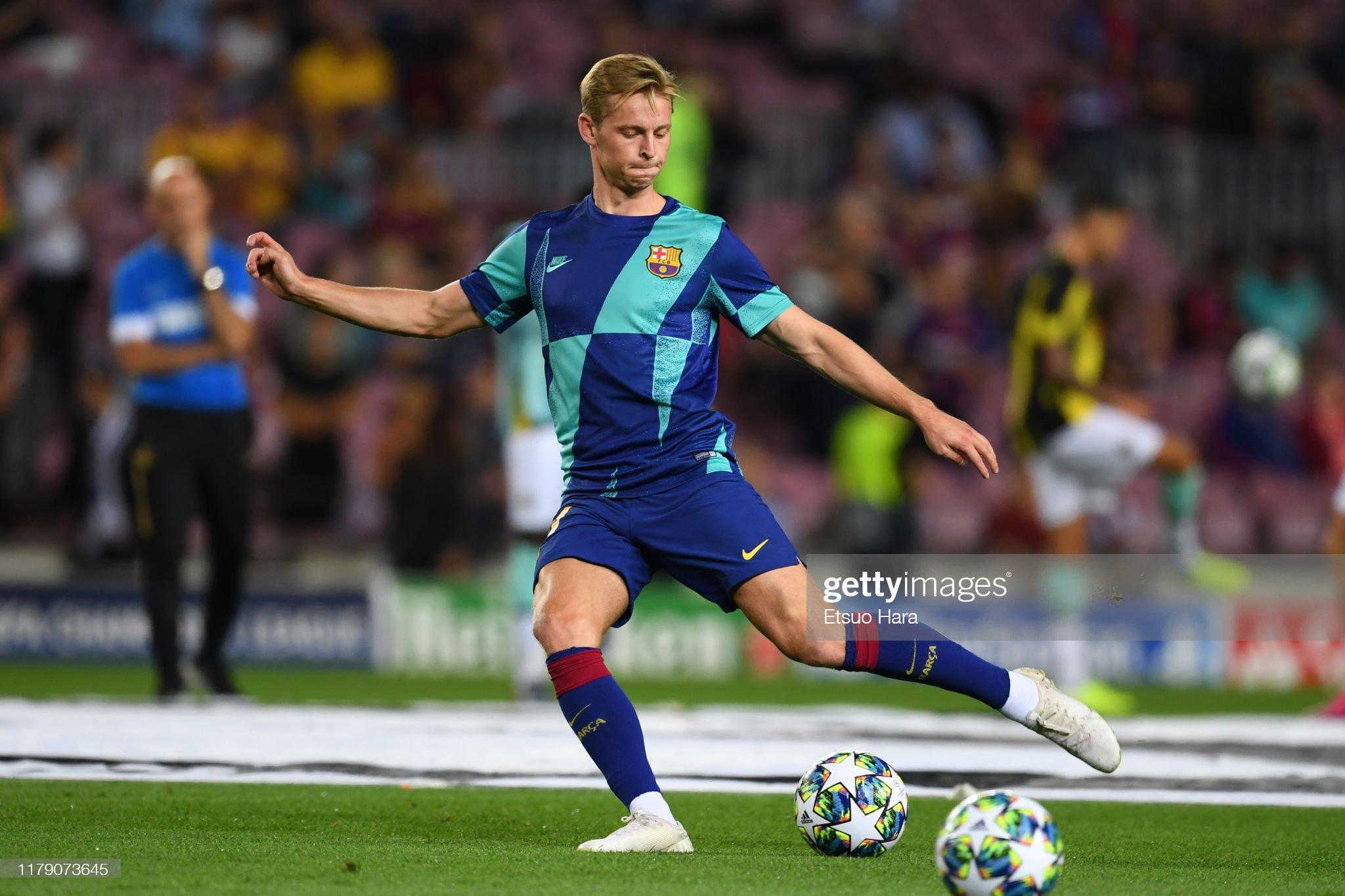 صور مباراة : برشلونة - إنتر 2-1 ( 02-10-2019 )  Frankie-de-jong-of-fc-barcelona-warms-up-prior-to-the-uefa-champions-picture-id1179073645?s=2048x2048