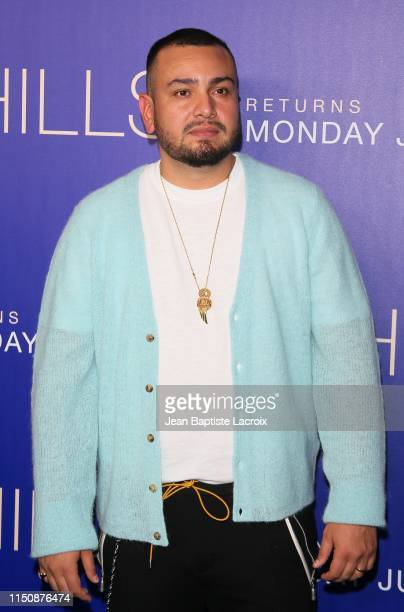 Frankie Delgado attends the premiere of MTV's The Hills New Beginnings at Liaison on June 19 2019 in Los Angeles California