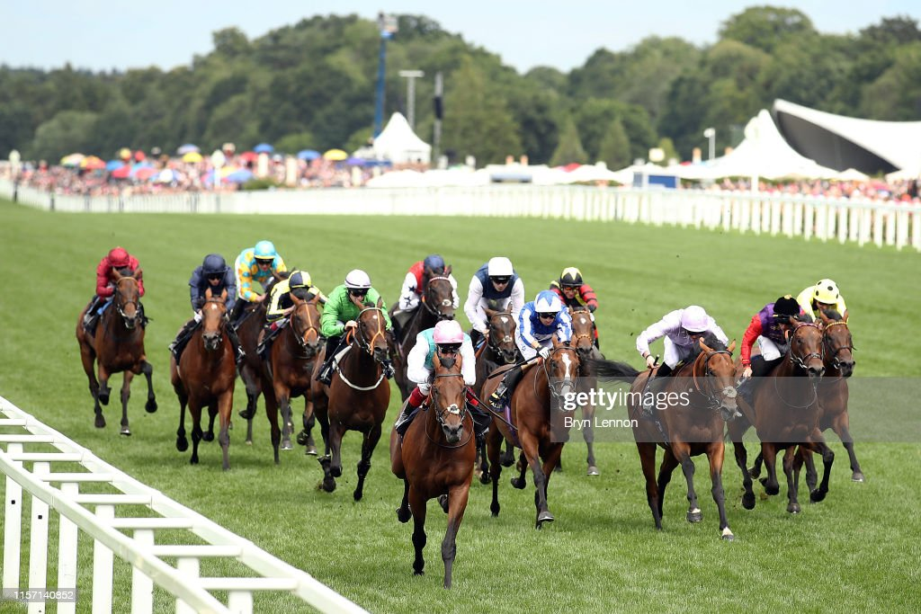 Royal Ascot 2019 - Racing, Day 3 : News Photo