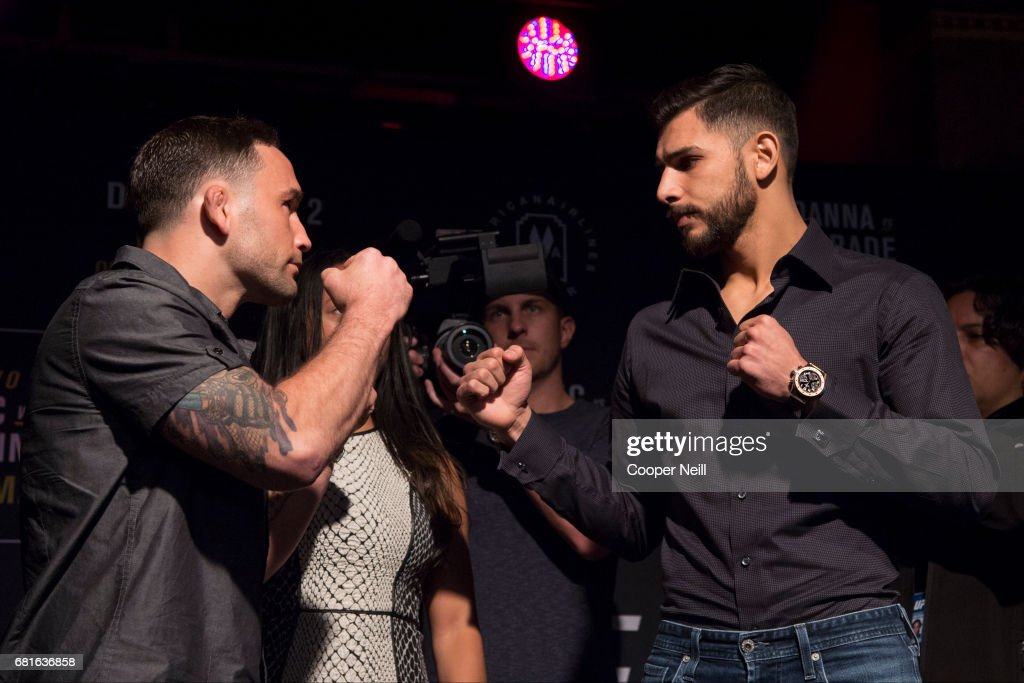 UFC 211: Ultimate Media Day : News Photo