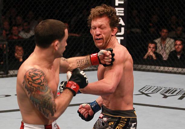 UFC 136: Edgar v Maynard III
