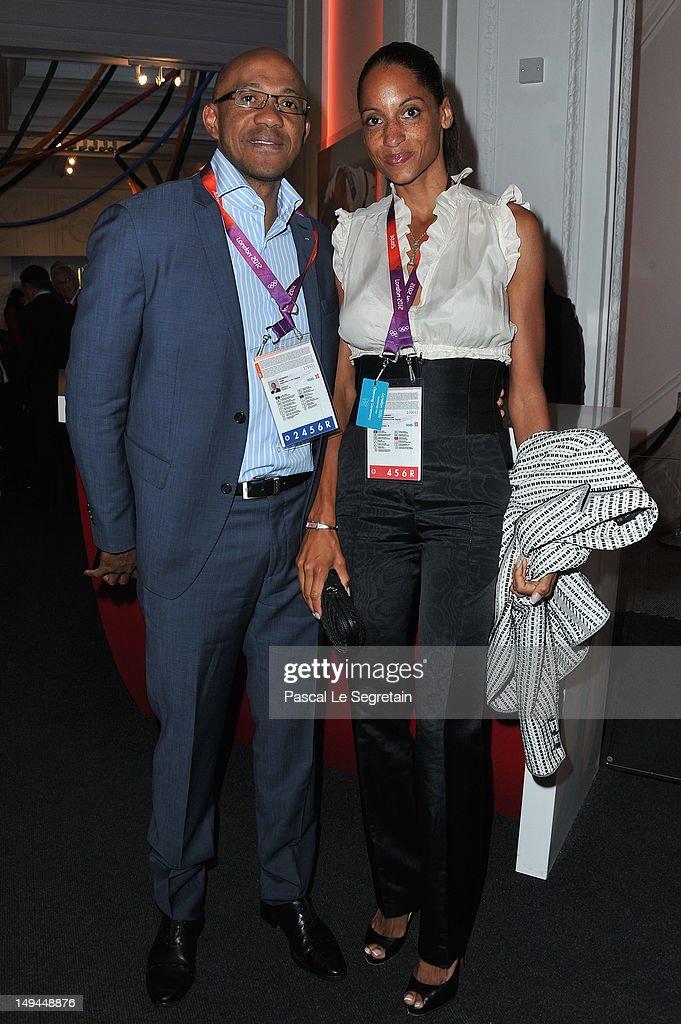 Cocktail Party for IOC Members at Maison de Monaco