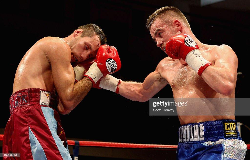 Championship Boxing at York Hall