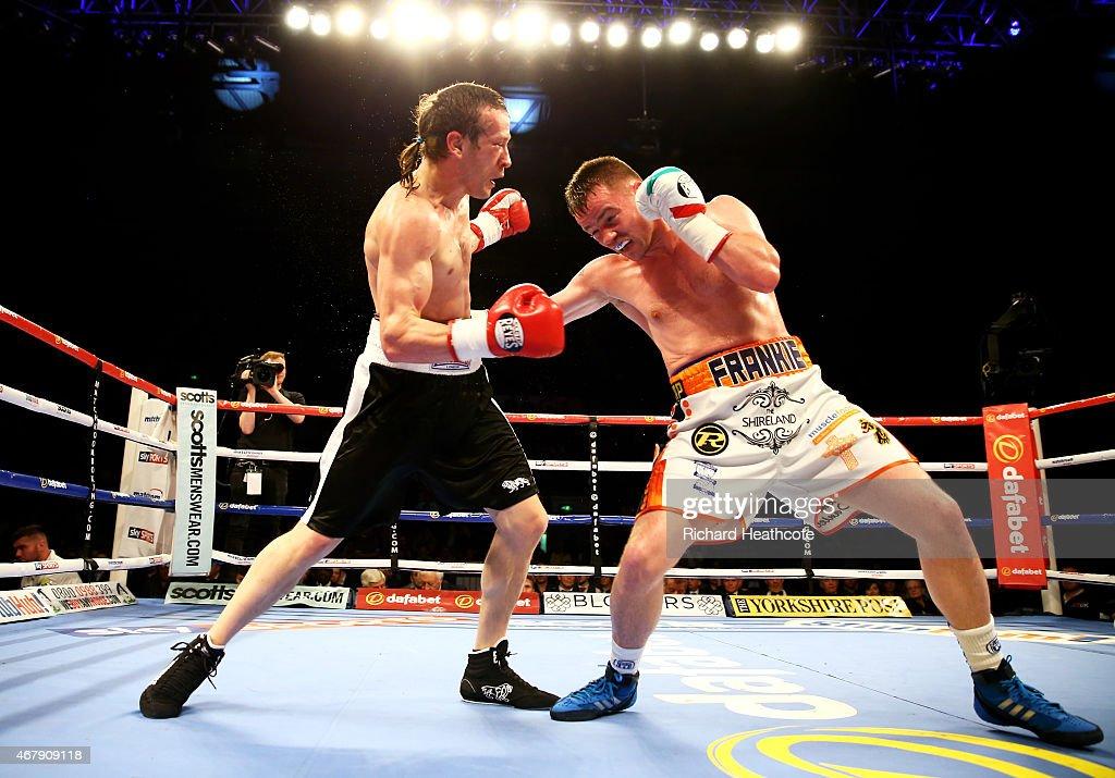 Kell Brook v Jo Jo Dan - IBF World Welterweight Title Fight