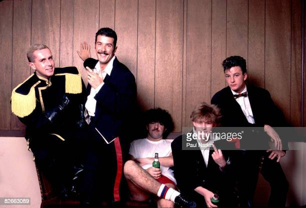 Frankie Goes to Hollywood on 5/17/85 in Chicago Il