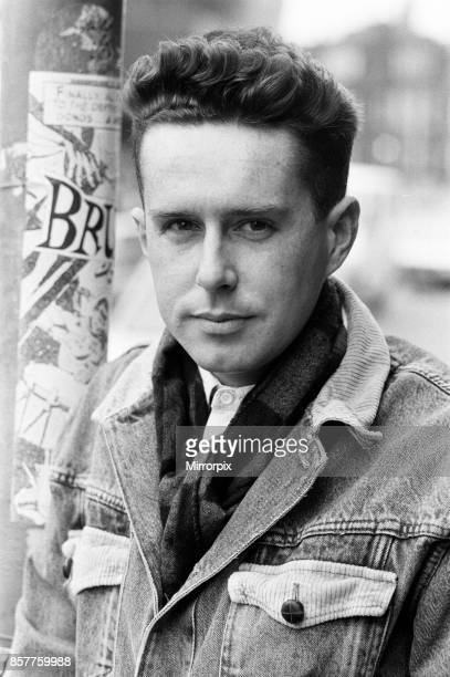Frankie Goes to Hollywood singer Holly Johnson 17th December 1986