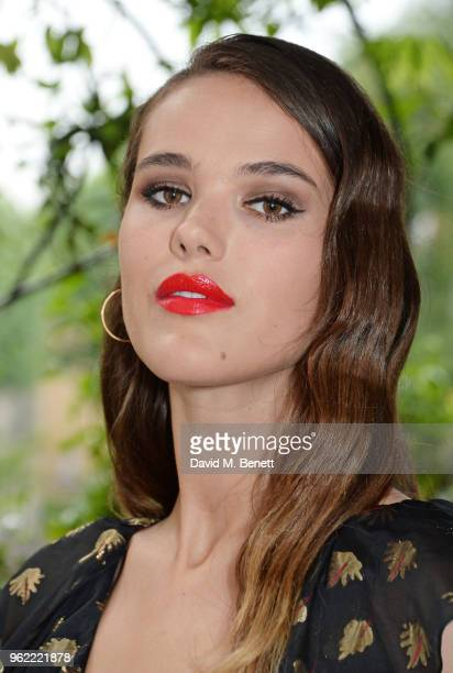 Frankie Herbert attends a private dinner hosted by Cartier to celebrate the opening of the British Polo Season at Casa Cruz on May 24 2018 in London...