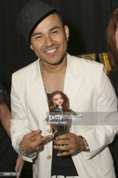 Frankie J during Z100's Zootopia 2005 On 3 Productions Gift Lounge at Continental Airlines Arena in East Rutherford New Jersey United States