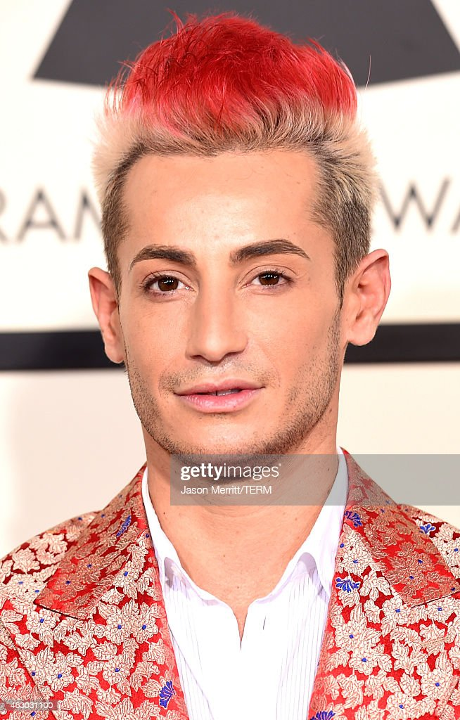 Frankie J. Grande attends The 57th Annual GRAMMY Awards at the STAPLES Center on February 8, 2015 in Los Angeles, California.