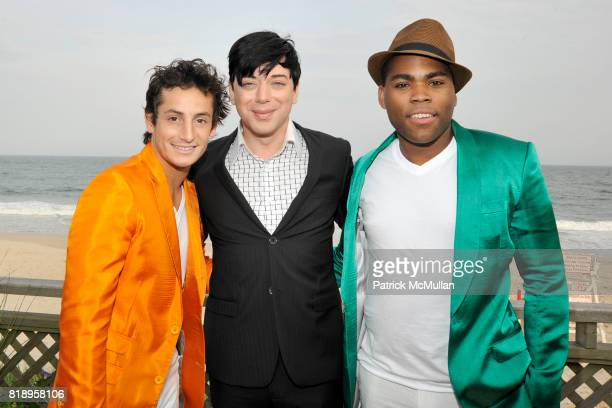 Frankie James Grande Malan Breton and Sean Bradford attend MIRACLE HOUSE 20th Anniversary Memorial Day Summer Kickoff Benefit honoring Amy Chanos and...