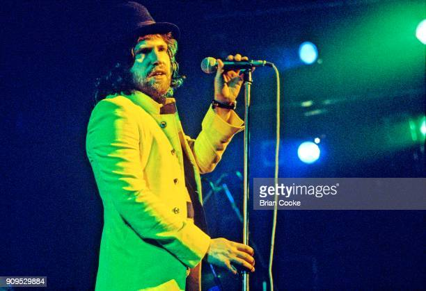 Frankie Miller performing at the Over The Rainbow concert at The Rainbow Theatre Finsbury Park London on 16th March 1975 It was the last concert...