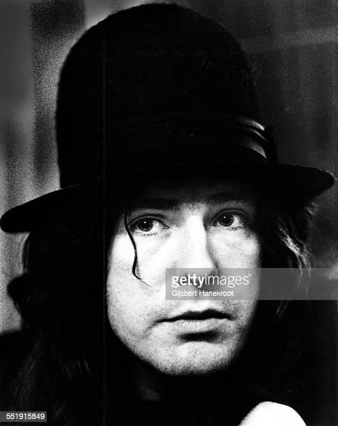 Frankie Miller portrait Amsterdam Netherlands in 1975