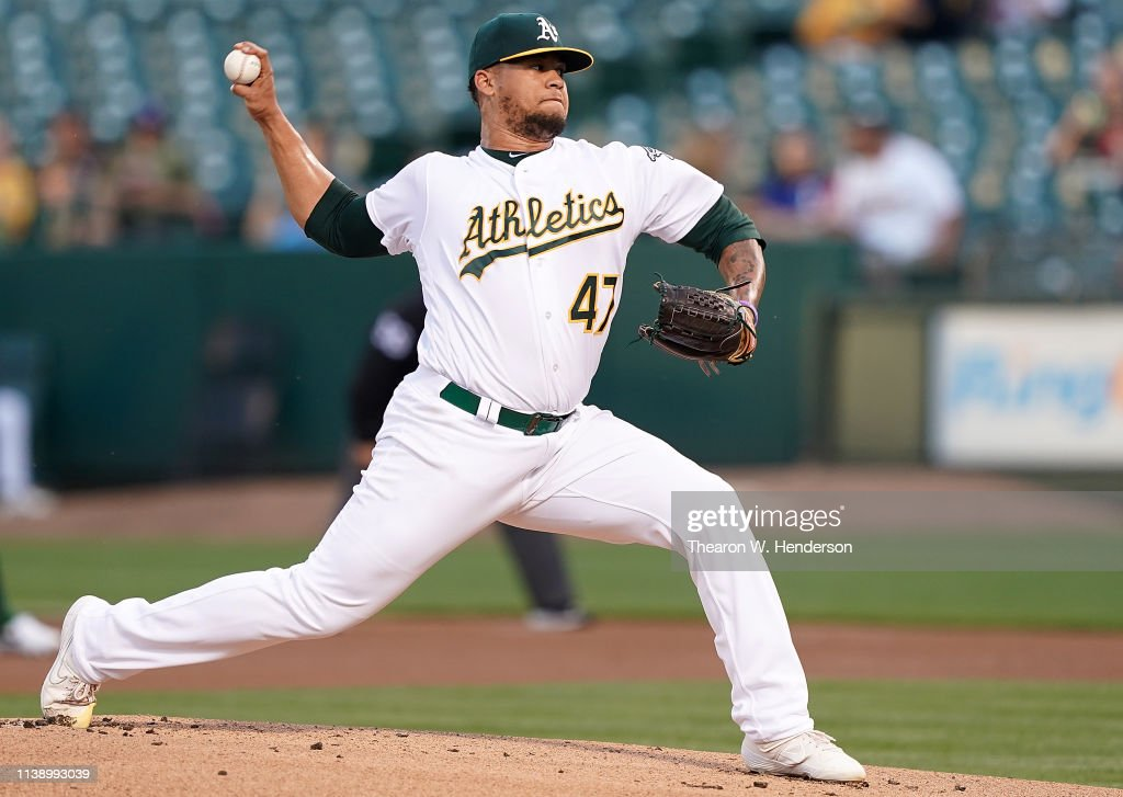 CA: Texas Rangers v Oakland Athletics