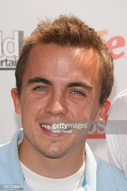 Frankie Muniz during 'Choose Your Own Adventure The Abominable Snowman' DVD Premiere at Star Echo Station in Culver City California United States