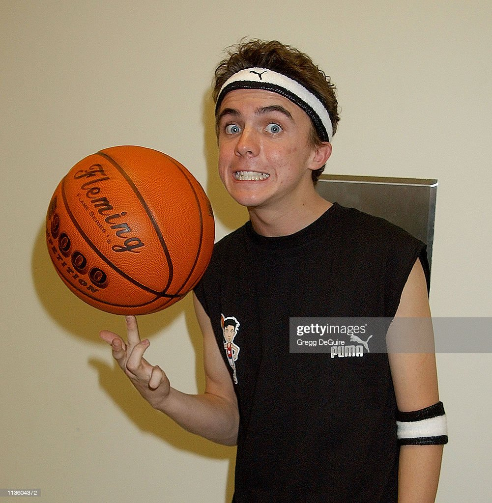 """Frankie Muniz Hosts """"HoopLA"""", a Celebrity Basketball Game Which Benefits The"""