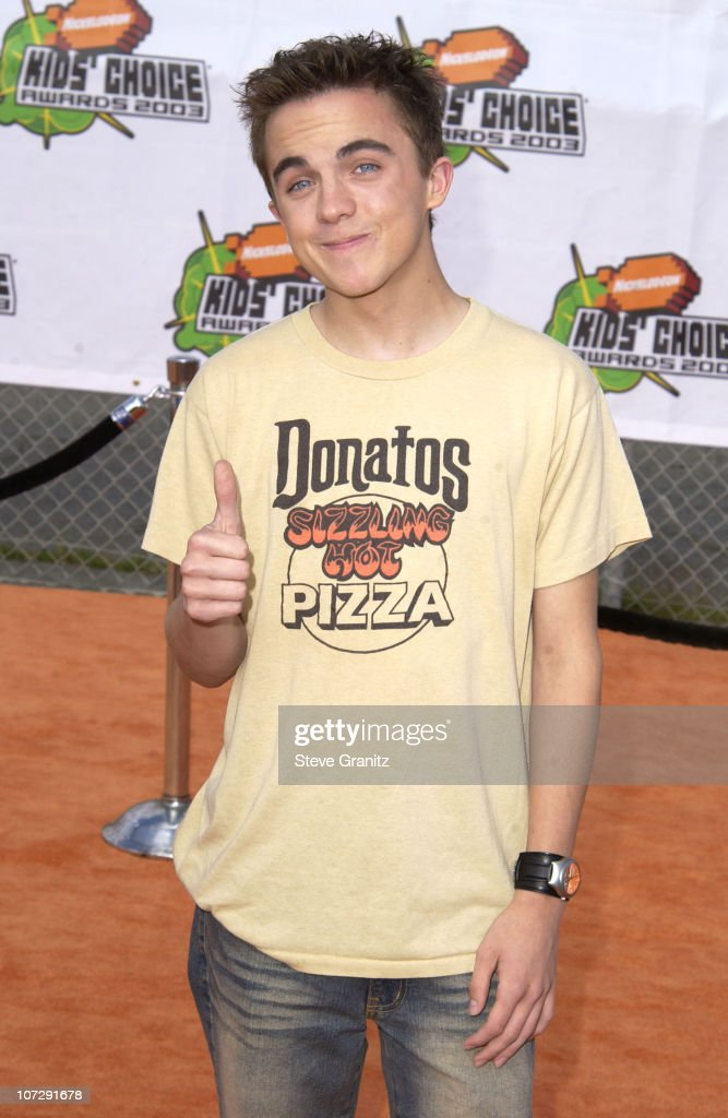Nickelodeon's 16th Annual Kids' Choice Awards 2003 - Arrivals