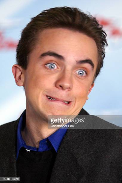 Frankie Muniz during Special Screening of MGM's Die Another Day at The Shrine Auditorium in Hollywood CA United States