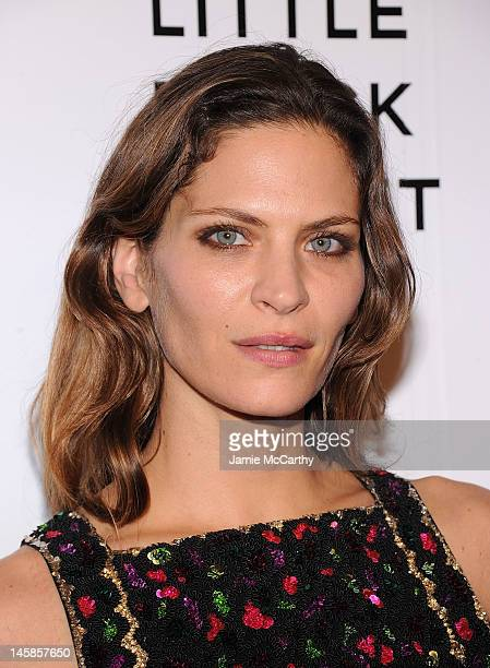 Frankie Rayder attends Chanel'sThe Little Black Jacket Event at Swiss Institute on June 6 2012 in New York City