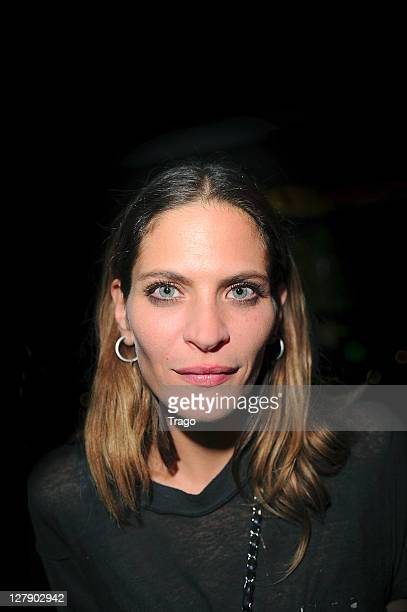 Frankie Rayder attends Givenchy Aftershow Party at L'Arc on October 2 2011 in Paris France
