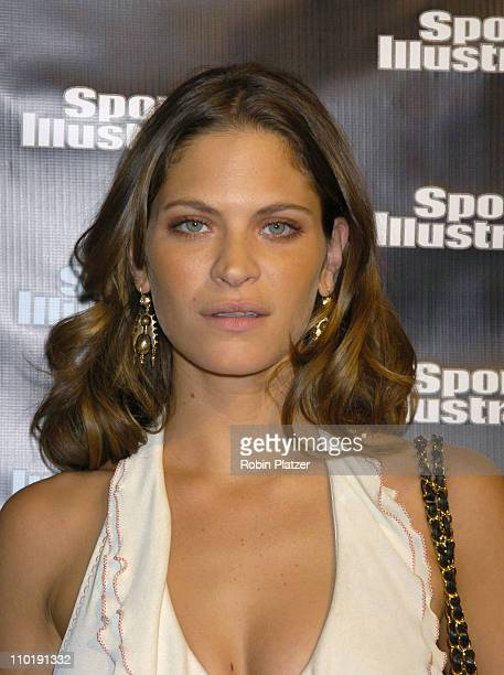 Frankie Rayder during 2004 Sports Illustrated Swimsuit Issue 40th Anniversary Edition at Club Deep in New York City New York United States