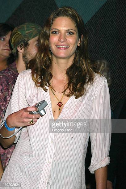 Frankie Rayder during Picture This Debbie Harry and Blondie by Mick Rock Book Launch Party Inside at Hiro Ballroom at The Maritime Hotel in New York...