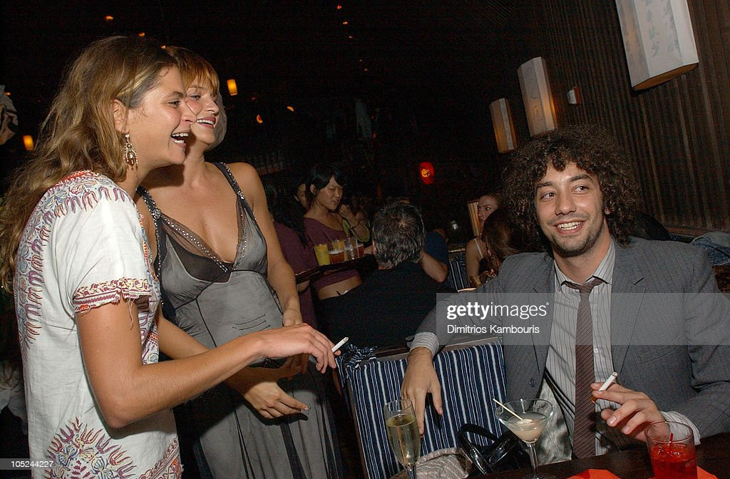 Mercedes-Benz Fashion Week Spring 2004 - Marc Jacobs - After Party