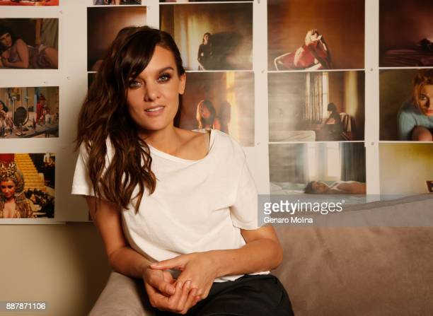 Frankie Shaw is photographed for Los Angeles Times on October 6 2017 in Los Angeles California PUBLISHED IMAGE CREDIT MUST READ Genaro Molina/Los...