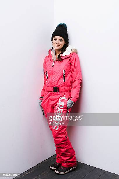 Frankie Shaw of 'Too Legit' poses for a portrait at the 2016 Sundance Film Festival on January 24 2016 in Park City Utah