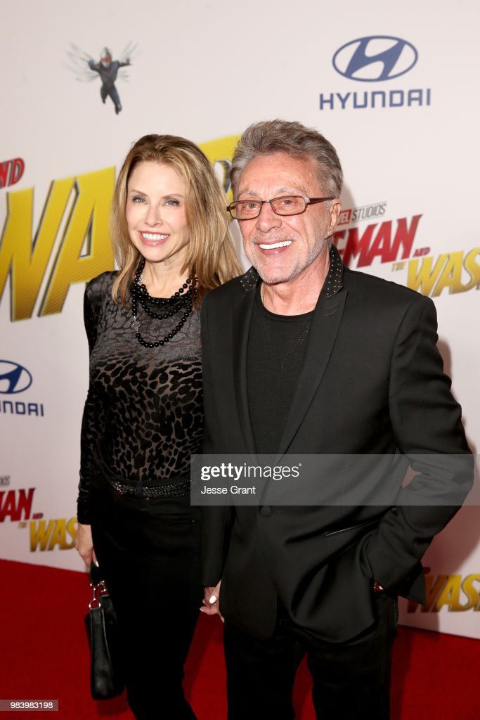 """Los Angeles Global Premiere For Marvel Studios' """"Ant-Man And The Wasp"""" : News Photo"""