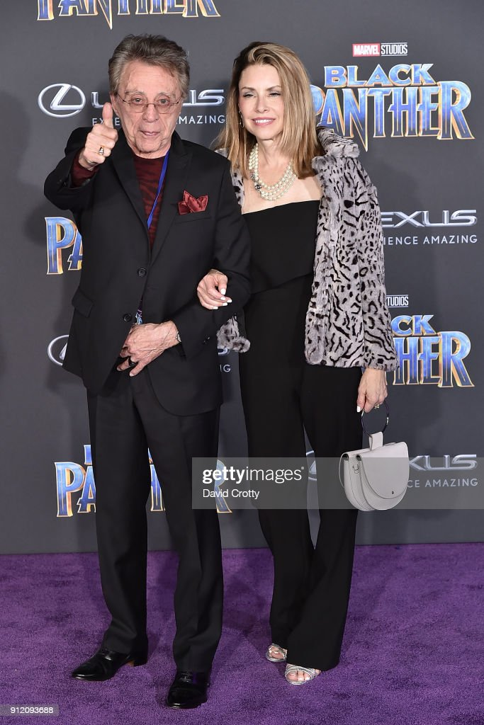 """Premiere Of Disney And Marvel's """"Black Panther"""" - Arrivals : News Photo"""