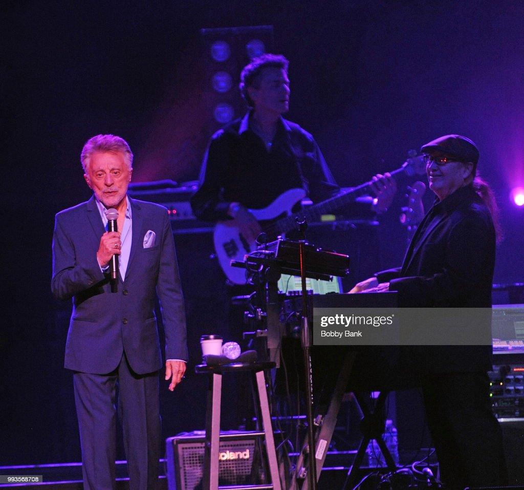 Frankie Valli In Concert - New York, NY : News Photo