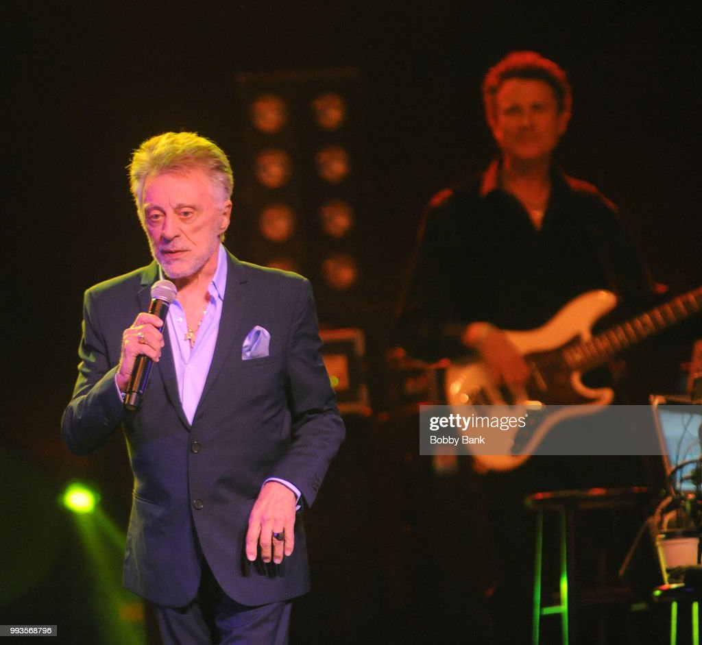 Frankie Valli In Concert - New York, NY : News Photo