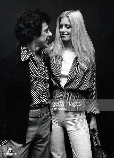 Frankie Valli and Wife during Bugsy Malone Premiere September 12 United States