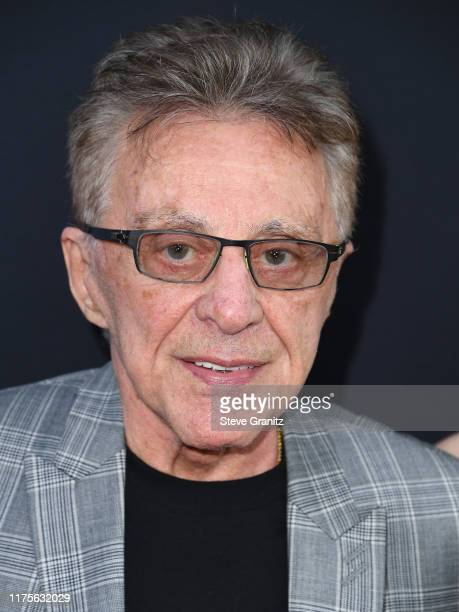 """Frankie Valli arrives at the Premiere Of 20th Century Fox's """"Ad Astra"""" at The Cinerama Dome on September 18, 2019 in Los Angeles, California."""