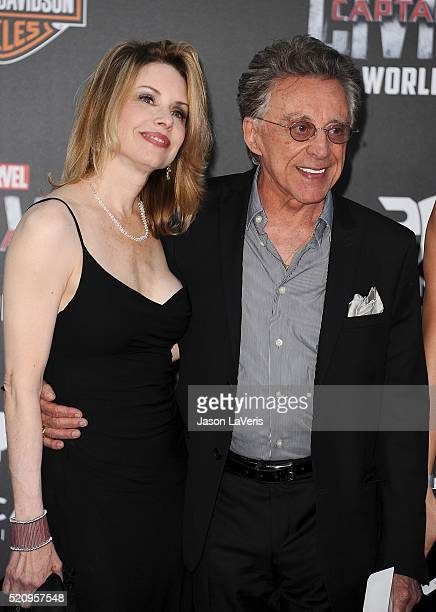 Frankie Valli attends the premiere of Captain America Civil War at Dolby Theatre on April 12 2016 in Hollywood California