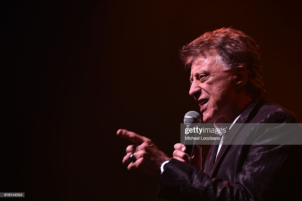 """Frankie Valli And The Four Seasons"" Broadway Opening Night : News Photo"