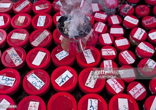 Frankincense in Ibra souk in Ibra Oman on December 16 2009