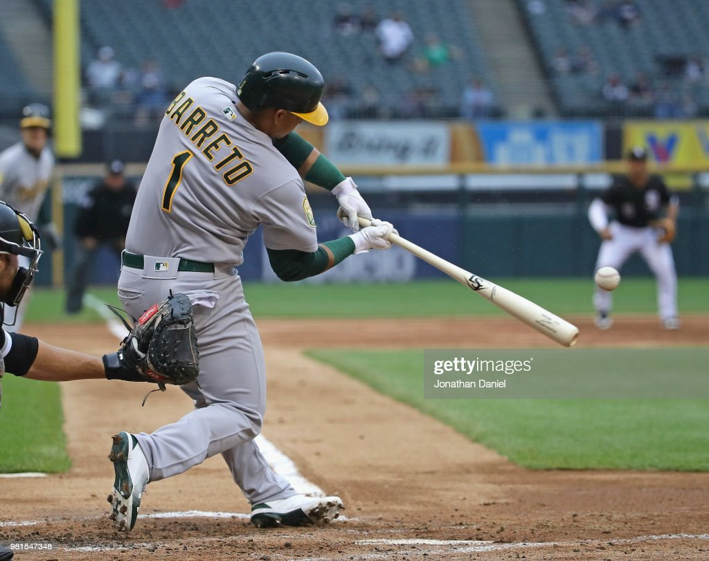 Oakland Athletics v Chicago White Sox - Game One