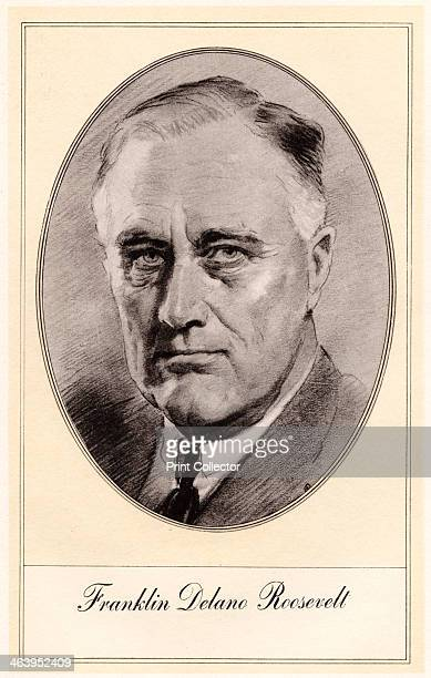 Franklin Delano Roosevelt 32nd President of the United States Roosevelt was president from 1933 until 1945