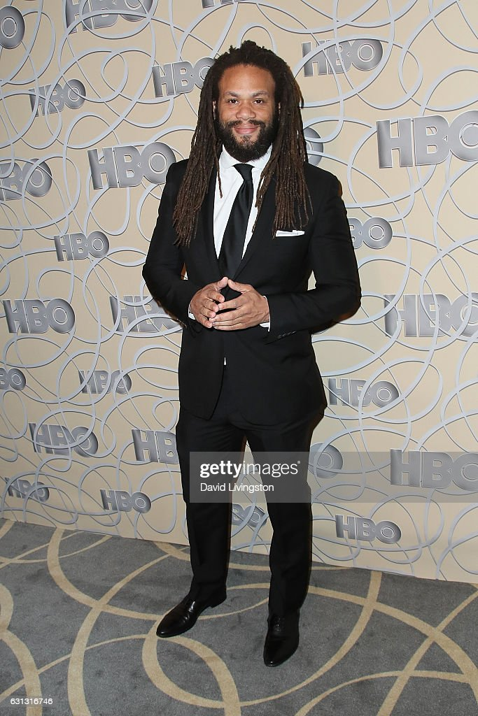 Franklin Leonard arrives at HBO's Official Golden Globe Awards after party at the Circa 55 Restaurant on January 8, 2017 in Los Angeles, California.