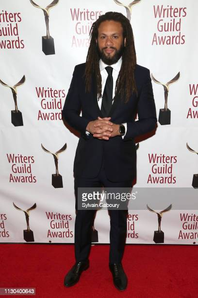Franklin Leonard attends 71st Annual Writers Guild Awards New York Ceremony at Edison Ballroom on February 17 2019 in New York City