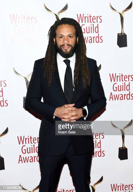 Franklin Leonard attends the 71st Annual Writers Guild Awards New York Ceremony at Edison Ballroom on February 17 2019 in New York City