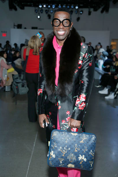 NY: Asia Fashion Collection - Front Row - February 2020 - New York Fashion Week: The Shows