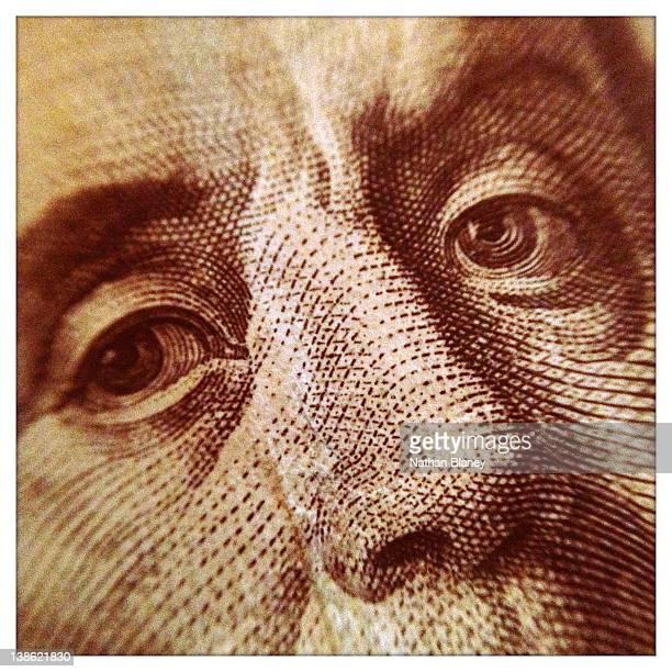 Franklin's Eyes