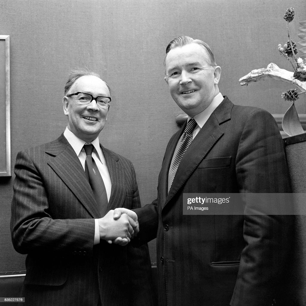 Media - Thames Television Press Conference - 1978 : News Photo