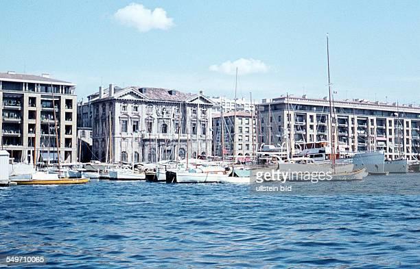 Frankreich ca 1958 Marseille