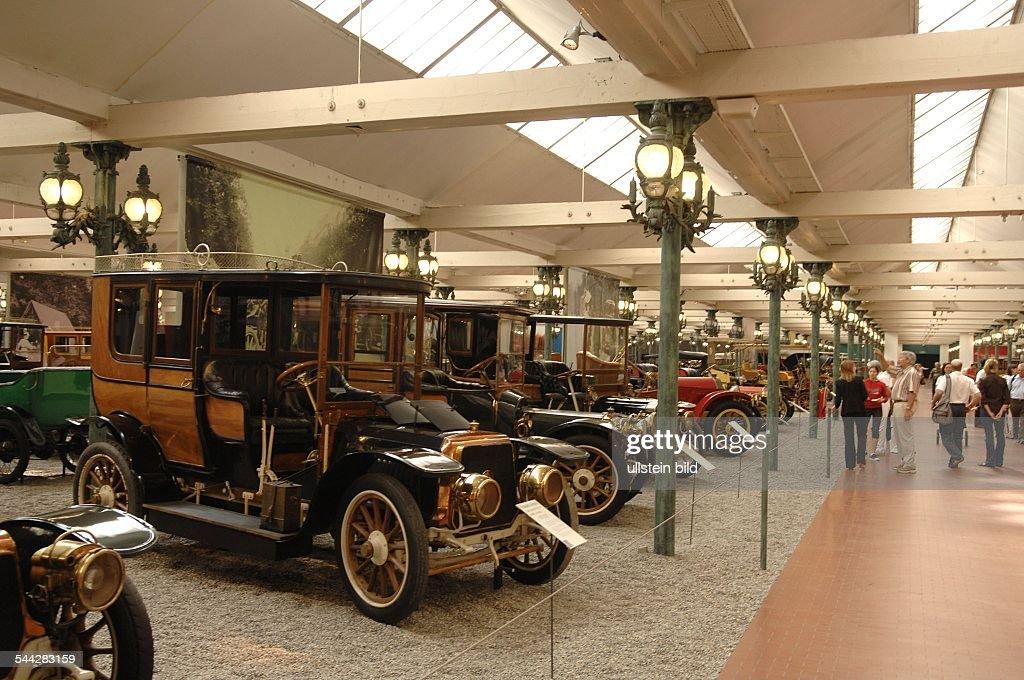 Mulhouse Frankreich frankreich elsass mulhouse automobilmuseum musee national de l