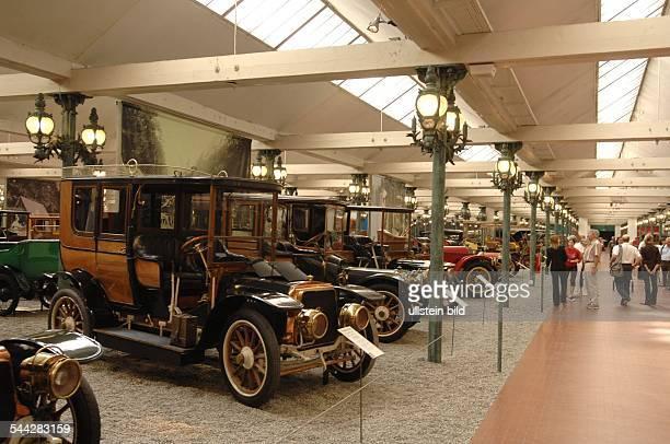 Frankreich, Elsass, Mulhouse, Automobilmuseum Musee National de L'Automobile