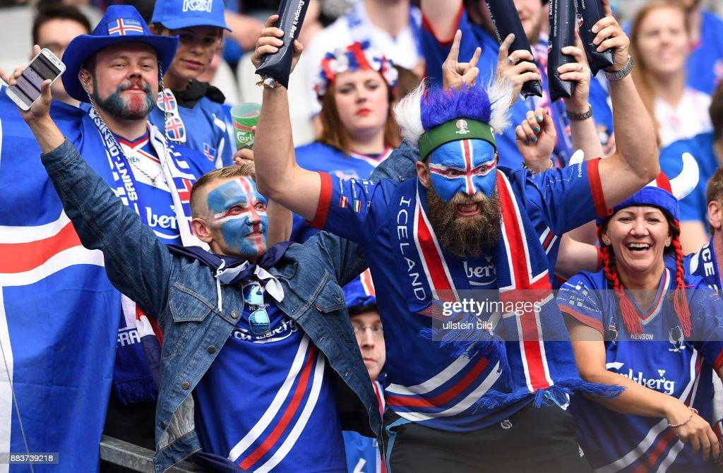 Island Frankreich Fussball